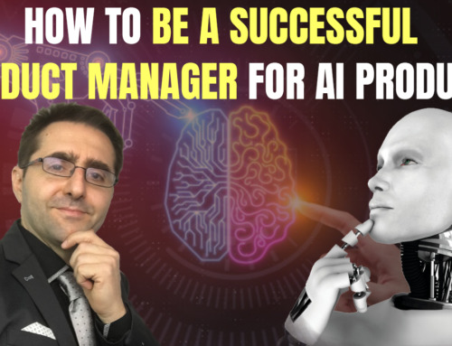 What does it mean to Be a Successful A.I. Product Builder?