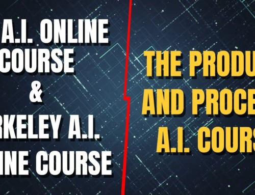 MIT Artificial Intelligence Course V. Berkeley A.I. Strategy Online Course V. Innodemia AI Product and Process Online Course